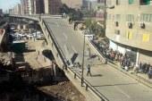 محافظ القاهرة: سرعة رفع المخلفات الناجمة عن حادث انهيار كوبري المرج