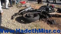 مصرع وإصابة 3 أشخاص في تصادم دراجة بخارية بسيارة في ساقلتة