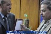 """3أعضاء بـ""""مجلس الصحفيين""""يطلبون تحقيقا فى تكريم الأهرام لتوفيق عكاشة"""