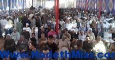 """غدا …سرادق صلح بين عائلتي """" حمد """" و""""العتامنة"""" بسوهاج"""