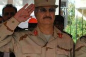 حفتر: ما حدث ليس انقلاب وتعيين رئيس انتقالي تشكيل حكومة لمدة 6 لـ9 أشهر
