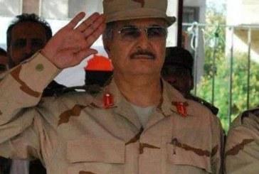 سيطرة الجيش الليبى على 96% من بنغازي