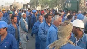 حلول سريعة لعمال غزل المحلة بعد أضرابهم عن العمل
