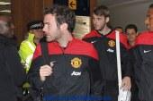 مانشستر يونايتد يعود إلى إنجلترا بعد رحلة دبى