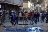 قوات الأمن تصل شارع الهرم الرئيسى لفض مسيرة الإخوان بعد قطعهم الطريق