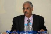 """""""علام"""" يناقش أزمة اللجنة الأوليمبية ووزارة الرياضة مع عزمى مجاهد اليوم"""