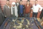 ضبط 3 أشخاص أطلقوا النيران على الشرطة بسوهاج