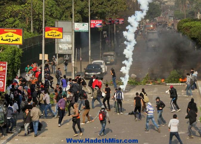 مصدر: جهة سيادية وضعت نظامًا أمنيًا بجامعة عين شمس للحد من المظاهرات