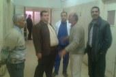 منظمة مصر الحرة لحقوق الإنسان في زيارة ميدانية مستشفي المركزي بفوة