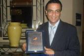 تكريم المطرب المحبوب محمود فوزى من حملة متطوع