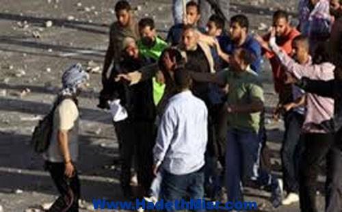 وصول دفاع متهمى الإخوان بأحداث الظاهر لمعهد طرة
