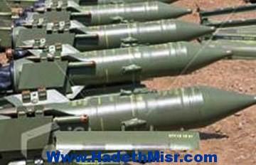 العثور على صواريخ مضادة للدبابات فى حملة أمنية بالشرقية