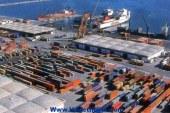 ميناء الإسكندرية يستقبل مواد كيميائية قادمة من تونس
