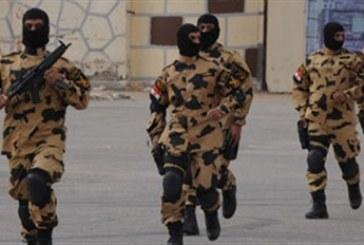 إحباط مخطط إرهابى لإستهداف حافلات الأجازات لعناصر القوات المسلحة بسيناء