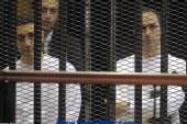 استمرار حبس علاء وجمال مبارك في قضية القصور الرئاسية