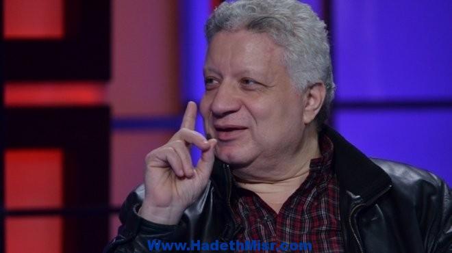 """مرتضى منصور: لا أعترف بـ """"25 يناير"""" واستنكر تسميةحمدين صباحى بمرشح الثورة"""