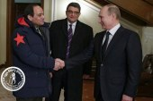 روسيا تسلم السيسي مخطط اغتياله