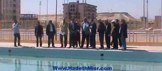 محافظ البحر الاحمر : يتفقد عدداً من المنشآت بمدينة الغردقة