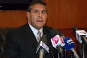 طاهر أبو زيد: الانتهاء من صياغة قانون الرياضة منتصف فبراير