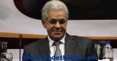 """حمدين صباحى: زيارة """"السيسى"""" لروسيا تصحيح لدور مصر الخارجى"""