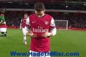 """أوزيل يقرأ """"الفاتحة"""" قبل مواجهة مانشستر يونايتد"""