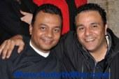 محمد فؤاد ونجوم الفن والمجتمع يحتفلون بعيد الحب مع الإعلامية بسمة وهبة