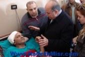 """""""عرب"""" يأمر بنقل مدرب الأسود من مستشفى العجوزة لـ""""الشرطة"""" استجابة لأسرته"""