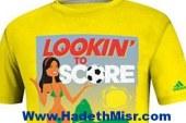 """""""أديداس"""" تسحب القمصان الجنسية قبل كأس العالم في البرازيل"""