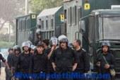 """اشتباكات بين أنصار """"الإرهابية"""" وقوات الأمن بالفيوم"""