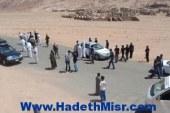 """البحث عن 8 مصريين مفقودين بـ""""سانت كاترين"""" أثناء رحلة جبلية"""