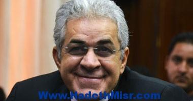 """حمدين صباحى ضيف برنامج """"مصر اليوم"""" على دريم.. الليلة"""