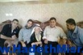 أكبر معمر في فلسطين عمره 125 عاما ولديه 300 حفيد