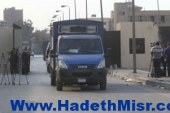 """وصول 16 متهم اخوانى الى اكاديمية الشرطة لاستئناف اشتباكات """"مصطفى النحاس"""""""