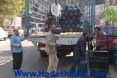 ضبط مسئول بفرع شركة لتعبئة البوتاجاز لتلاعبه فى وزن الأسطوانات بسوهاج