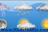 الأرصاد: الطقس غدًا شتوى معتدل الحرارة على السواحل الشمالية