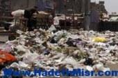 رفع 65طن مخلفات ودهان 180 عامود و950بلدورة بشوارع مركز القوصية