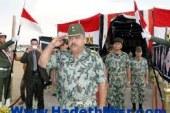 الجيش الثانى يضبط تكفيريين شديدى الخطورة أحدهم تورط فى إسقاط مروحية شمال سيناء .