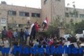 العشرات من أنصار «الإخوان» يتظاهرون بمدينة تمي الأمد يد