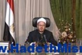 """مفتي الجمهورية ينعى """"عبد الكريم الكحلوت"""" مفتي غزة"""