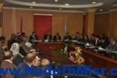 المجلس التنفيذي بكفر الشيخ يعقد اجتماعه الشهر