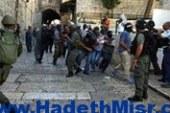 """""""مجمع البحوث الإسلامية"""" يدين الاعتداء على المسجد الأقصى"""