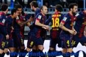 """برشلونة يضرب فاليكانو بسداسية استعدادًا لـ""""السيتى"""""""