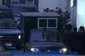 هروب سجين إخوانى من سيارة الترحيلات ببورسعيد