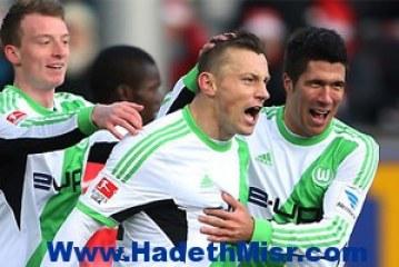 فولفسبورج يتأهل لنصف نهائى كأس ألمانيا على حساب هوفنهايم