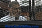 غدا.. خيرت الشاطر فى قفص الاتهام لأول مرة منذ عزل مرسى