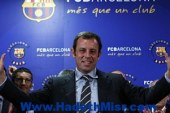"""محكمة برازيلية تُبرئ رئيس برشلونة السابق فى قضية """"فساد وتزوير"""""""