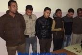 ضبط تشكيل عصابي تخصص في سرقة المنازل ببورسعيد
