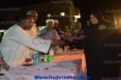 بالصور و الفيديو … مرسى علم تحتفل بتكريم الأمهات المثاليات