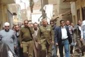 مديرية امن أسيوط تنجح في عقد جلسة صلح  بقرية سال أبنوب