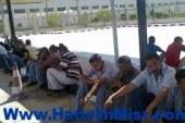 شركة المياه والصرف الصحي بأسيوط توافق على مطالب العاملين بها بعد أعلأنهم الأضراب عن العمل